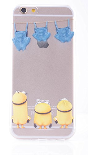 ROXX-iPhone-6-47-Despicable-Me-Minions-Apple-New-Cute-Ultra-Slim-Case-Cover
