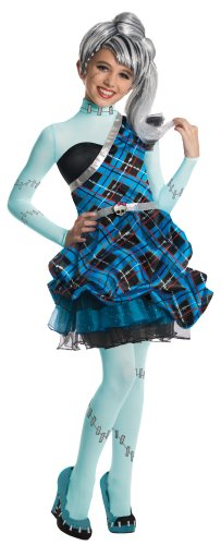 Monster High Sweet 1600 Frankie Stein Costume
