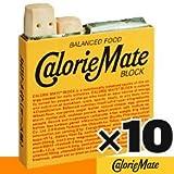 大塚製薬 カロリーメイトブロック (チーズ味)4本入×10箱