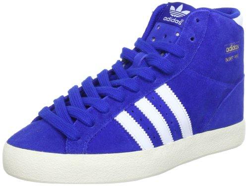 adidas  Basket Profi,  Sneaker a collo alto uomo, (blu), 40 2/3