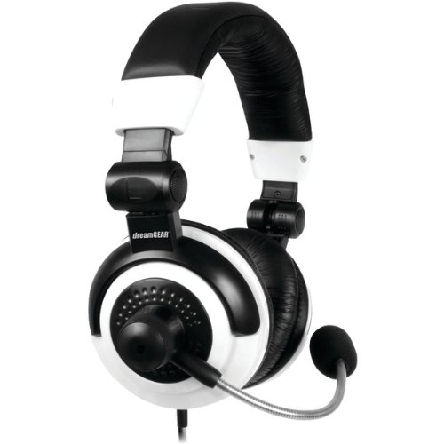 Dreamgear Dg360-1720 Xbox 360 Elite Gaming Headset