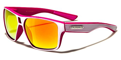 Biohazard Lunettes de Soleil – Mode – Sport – Cyclisme – Ski – Vtt –  Running – Moto   Mod. Meribel Rose 41f89ce6e515