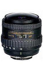 Tokina AT-X107 FX 10-17mm Zoom Lens for Nikon FX DSLR Camera (WITHOUT HOOD)