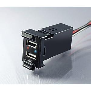 ヤック(YAC) トヨタ車系用 USBポート1 VP-106