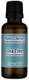 Tea Tree Melaleuca Essential Oil. 30 ml 1 oz. 100 Pure Undiluted