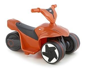 Little Tikes Little Tikes 6V Power Cycle, Orange/Black