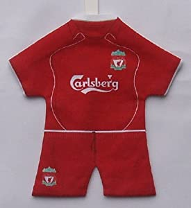 Liverpool FC Official Mini Kit from Liverpool FC