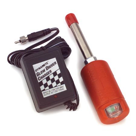 Dynamite Metered Locking Glow Driver with NiCD & Charger