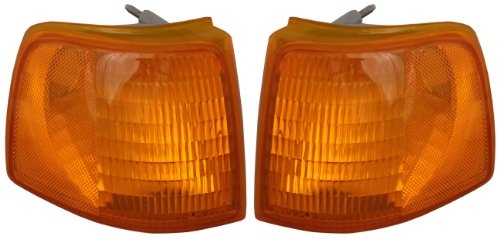 Discount Starter And Alternator Fo2521116 Fo2520118 Ford Ranger Replacement Corner Light Pair Plastic Lens Without Bulbs