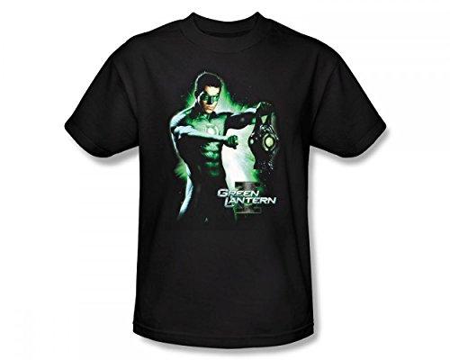 Green Lantern -  T-shirt - Uomo nero XX-Large