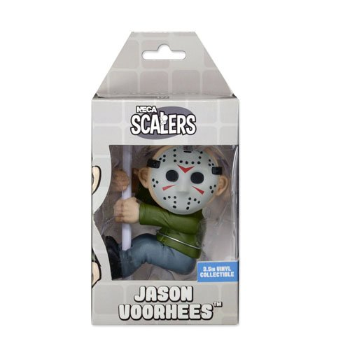 "NECA Scalers - 3.5"" Character - Series 2 - Friday The 13th Jason Figure"
