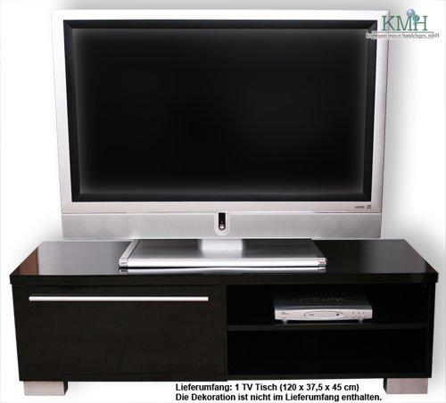 tv lowboard schwarz hochglanz angebote. Black Bedroom Furniture Sets. Home Design Ideas
