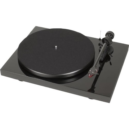 Project Debut Carbon Turntable With Ortofon 2M Red Cartridge (Gloss white) Black Friday & Cyber Monday 2014