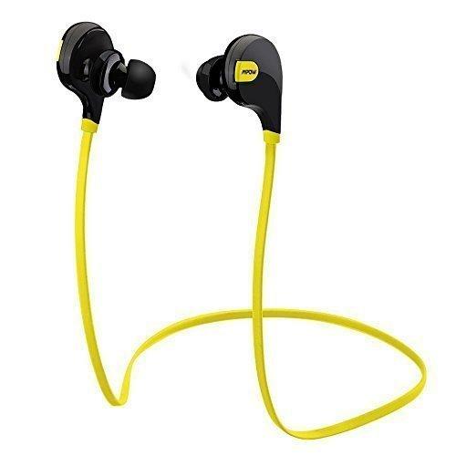 Cuffie Sportive Bluetooth, Mpow Swift Sport Wireless Bluetooth 4 0 aptX e  Auricolari con Microfono per iPhone 6s 6s Plus 6 6 Plus 5 5S 5 C 4S,  Samsung