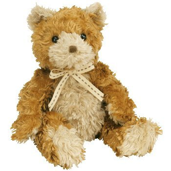 1 X TY Beanie Baby - WHITTLE the Bear by BabyCentre