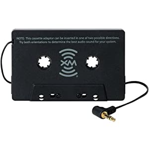 Belkin XM Auto Cassette Adapter for Apple iPod / Apple iPhone