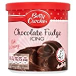 Betty Crocker Chocolate Fudge Icing 4...
