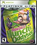 echange, troc Oddworld munchs oddysee - XBOX - US