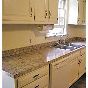 Countertop Paint Over Laminate : Giani Granite Countertop Paint Kit Paints & Stains House