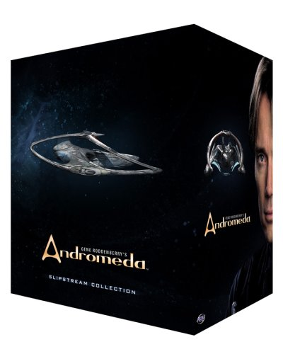 Andromeda: Slipstream Collection [DVD] [2000]