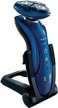 Philips RQ1145/17 - Afeitadora eléctrica, 5.4 W, pantalla LED, SkinGlide, color azul