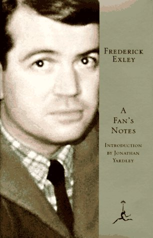 writer Frederick Exley