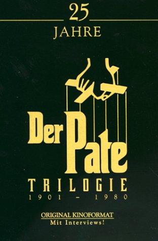 Der Pate - Trilogie [VHS]