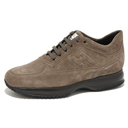 0788O sneaker HOGAN INTERACTIVE tortora scarpe uomo shoes men [11]