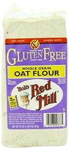 Amazon.com : Bob's Red Mill Gluten Free Oat Flour, 22