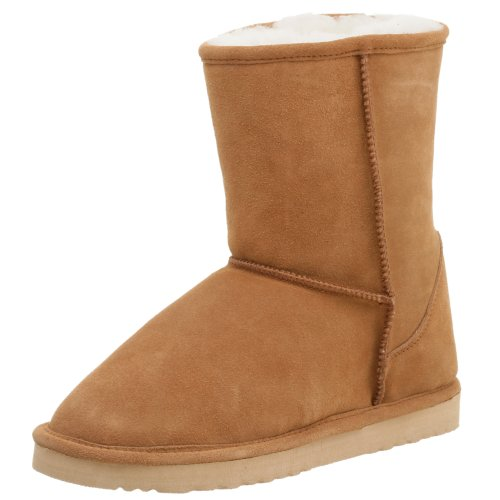 Cheap Jacques Levine Women's Roxy Shearling Boot Slipper (B000HQKX36)