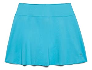 Fila Women's Essenza Long Flirty Skorts BLUE XSM