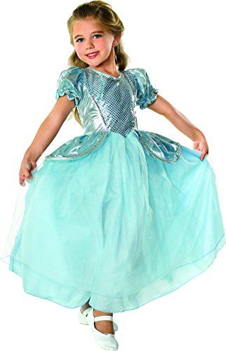 Rubie'S Costume Palace Princess Child Costume, Medium front-12349