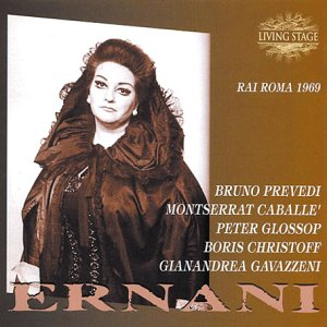 Ernani - Verdi - CD
