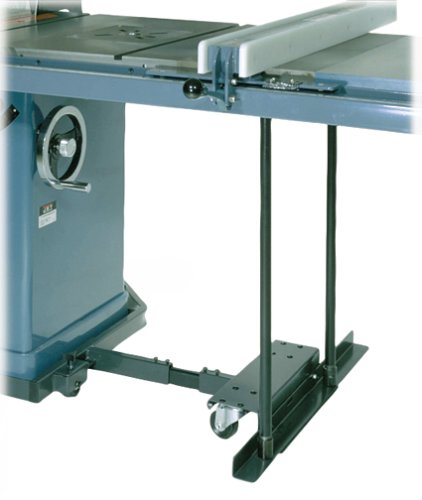 HTC 5066 Mobile Base Extension Table Saw With 30-Inch Fence