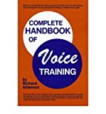 img - for [(Complete Handbook of Voice Training )] [Author: Richard Alderson] [Jun-1979] book / textbook / text book