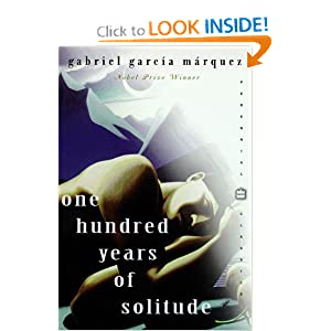 Amazon.com: One Hundred Years of Solitude (9780060929794): Gabriel ...
