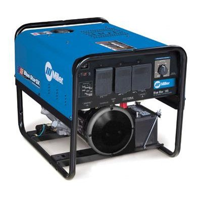Star® 145 Dx Generator Welder 145A With 10Hp Kohler Electric Start Gas Engine And Gfci Receptacles