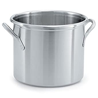 Vollrath 77640 Tri-Ply S/S 57.5 Qt Stock Pot