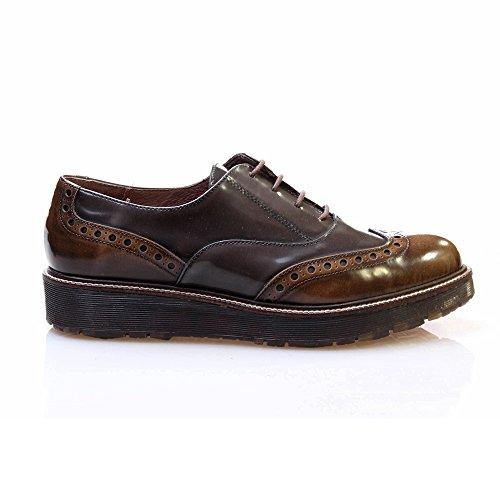 Wonders Donna scarpe Derby marrone Size: 41