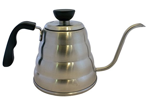 40 Oz Kettle For Coffee & Tea | Stainless Steel Electric Tea Kettle For Home - Pour Over Stove Top Teakettle | by MIRA