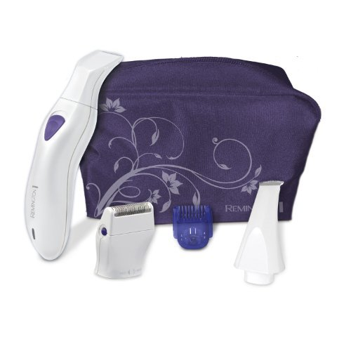 Remington Smooth & Silky 7 in 1 Women's Grooming Kit, WPG2000