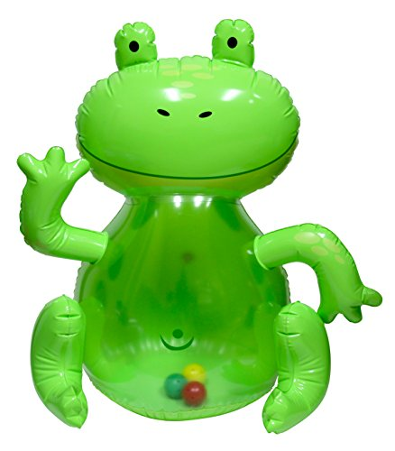 Hedstrom Baby Bop Jingly Frog Inflatable Bopper