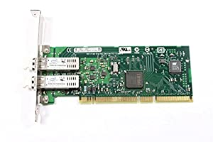 Intel 82546GB PWLA8492MF PRO/1000 MT Fiber Dual Port PCI-X Server Adapter NH707