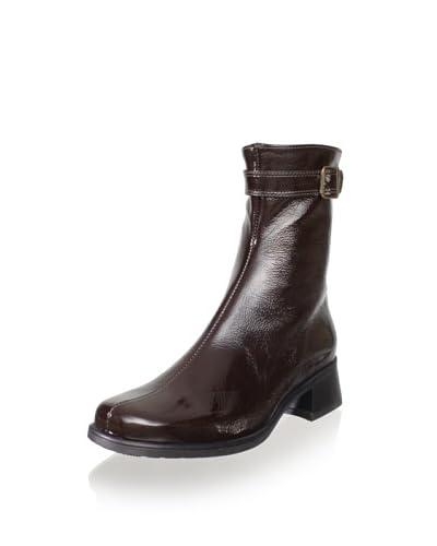 La Canadienne Women's Rochel Winter Boot  [Brown Patent]
