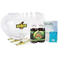Mr. Beer Hard Apple Cider Kit (Green)