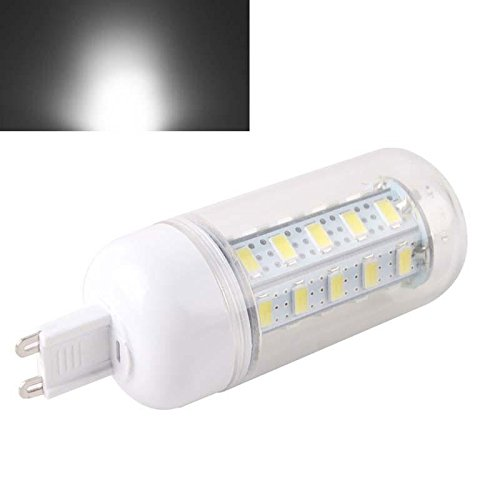 Home Useful G9 8W 36 Led 5630 Smd Cover Corn Spotlight Light Lamp Bulb Warm Pure White