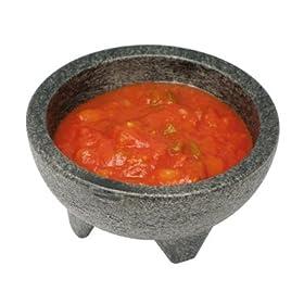 10 oz Molcajete Salsa Bowl - Set of 4 Units