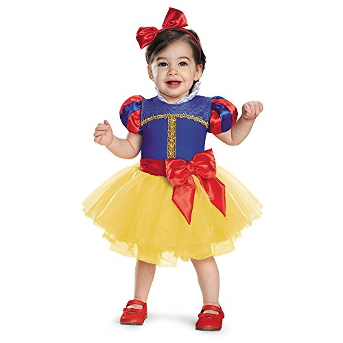Baby Girl Snow White Costume