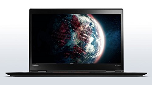 Lenovo ThinkPad X1 Carbon 4 Business Ultrabook - Windows 7 Pro - Intel Core i7-6600U, 512GB SSD, 8GB RAM, 14