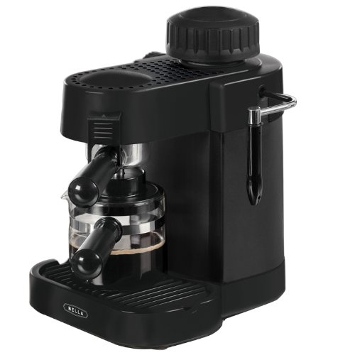 Best Buy! BELLA 13683 Espresso Maker, Black